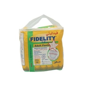 Fidelity Adult Pull On Pants Small 10s