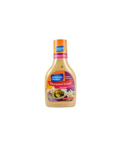 American Kitchen Salad Dressing French 473ml