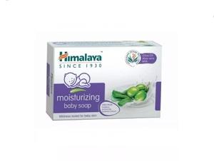 Himalaya Moistursing Baby Soap With Aloe Vera 125g