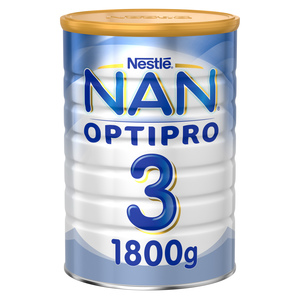Nestle NAN Optipro Stage 3 From 1 To 3 Years 1.8kg