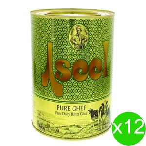 Aseel Pure Ghee 12x800ml