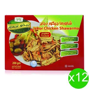 Jekor Chicken Shawarma 200g