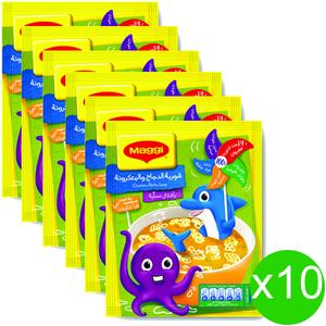 Maggi Soup Kids Pasta 10x50g