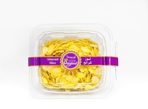Original Food Almond Slice 200g
