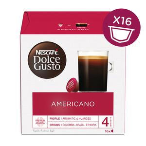 Nescafe Dolce Gusto Americano Coffee 16capsules