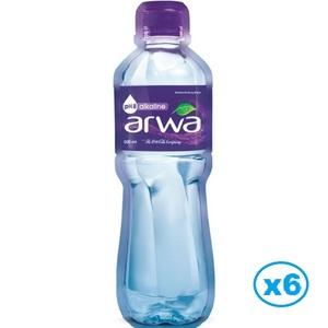 Arwa Alkaline Water 6x500ml