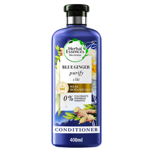 Herbal Essences Bio Renew Purify Blue Ginger Conditioner 400ml