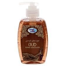 Cool & Cool Oud Hand Sanitizer 250ml