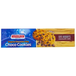 Americana Choco Chips Cookies Original 100g