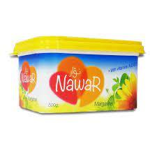 Nawar Sunflower Margarine 500g