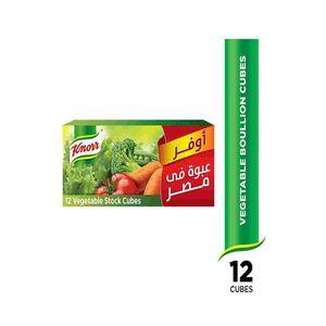 Knorr Vegetable Cubes 24x18g