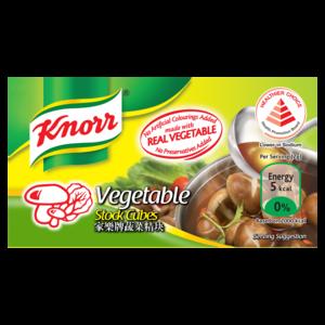 Knorr Vegetables Stock 18g