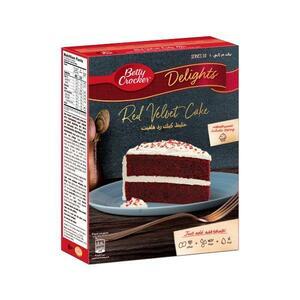 Betty Crocker Red Velvet Cake Mix 395g