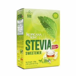 Tropicana Slim Stevia Sweetener 100s