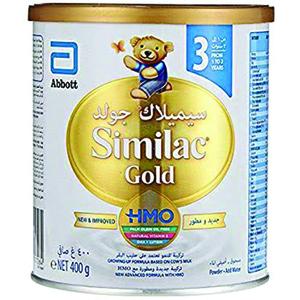 Abbott Similac Gold 3 Hmo 400Gm 24x400g