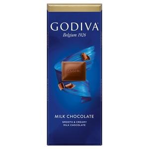 Godiva Milk Chocolate Tablet 90g