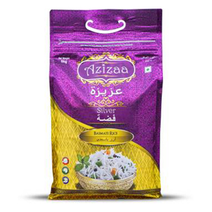 Azizaa Silver Basmati Rice 5kg