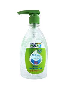 Silky Cool Hand Sanitizer Gel 250ml