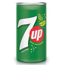 7Up Can 155ml