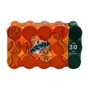Mirinda Orange Can 15x155ml