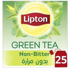 Lipton Green Tea Pure NonBitter 25s