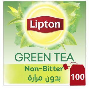 Lipton Green Tea Pure NonBitter 100s
