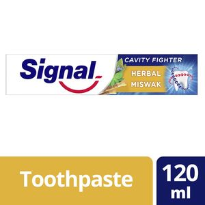 Signal Toothpaste Essential AntiCavity Herbal 120ml