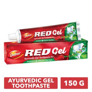 Dabur Red Gel Toothpaste 150g