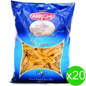 Arrighi Pasta Penne 500g