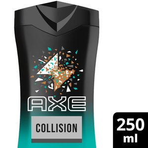 Axe Shower Gel Leather & Cookie 250ml