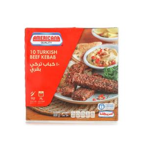 Americana Americana Turkish Kebab 600Gm 600g