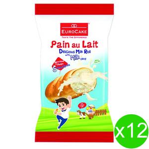 Euro Cake Pain Au Lait Milk Filling 220G 220g