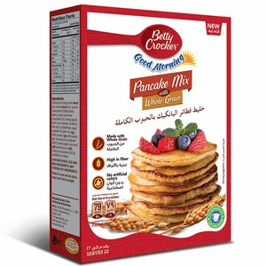 Betty Crocker Pancakes Whole Grain 500g