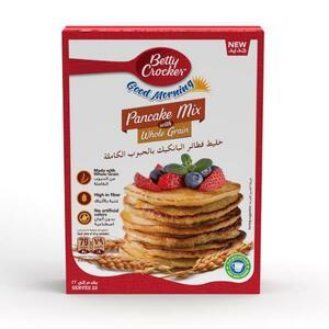 Betty Crocker Whole Grain Pancake Mix 500g