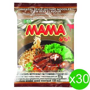 Mama Stew Beef Flavour 5x60g