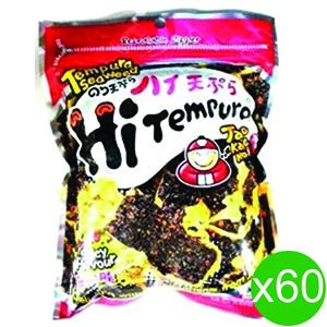 Ajman Tao Kae No1 Tempura Seaweed Spicy Flavor 25g