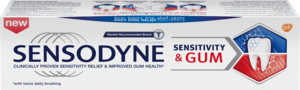 Sensodyne Sensitivity And Gum Care Toothpaste 75ml