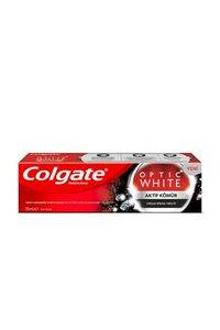 Colgate Toothpaste Optic White Charcoal 75ml