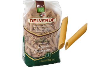 Delverde Wholewheat Penne Rigate 500g