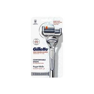 Gillette Skinguard Sensitive Razor 2 UP 1s