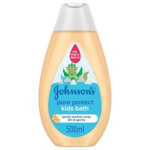 Johnson's Kids Bath Pure Protect 500ml