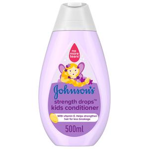 Johnson's Kids Conditioner Strength Drops 500ml