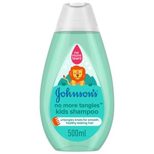 Johnson's Kids Shampoo No More Tangles 500ml