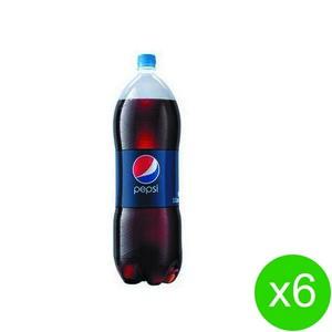Pepsi 6x2.25L