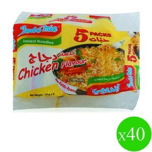 Indomie Chicken Flavor Instant Noodle 40x70g