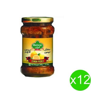 Mehran Lemon Pickle 340g