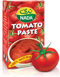 Nada Tomato Paste 135g