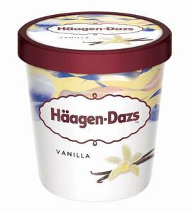 Haagen-Dazs Vanilla & Cream 460ml