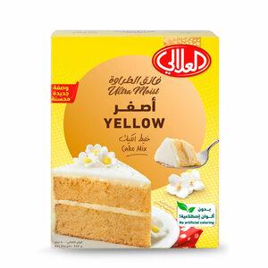Al Alali Cake Mix Yellow 500g