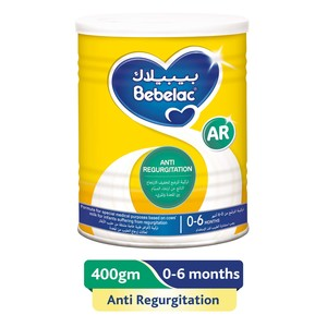Bebelac Anti-Regurgitation Milk 400g